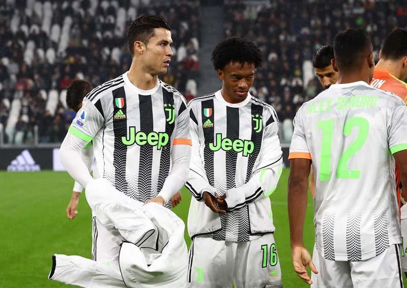 La Juventus Turin dévoile un quatrième maillot avec Palace