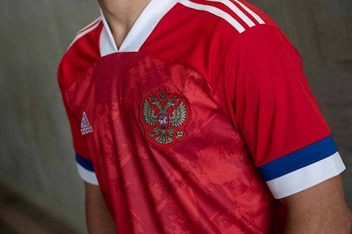 Russie Maillot EURO 2020