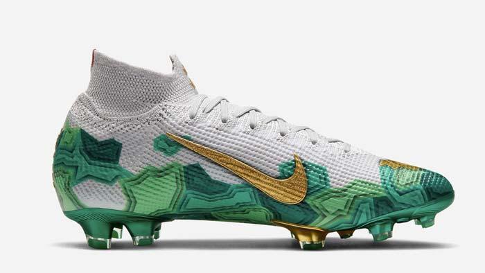 Nike dévoile la première chaussure signature de Kylian Mbappé