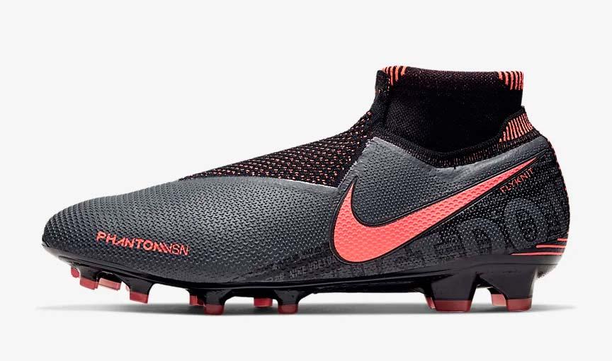 Chaussure-de-football-à-crampons-pour-terrain-sec-Nike-Phantom-Vision-Elite-Dynamic-Fit-FG