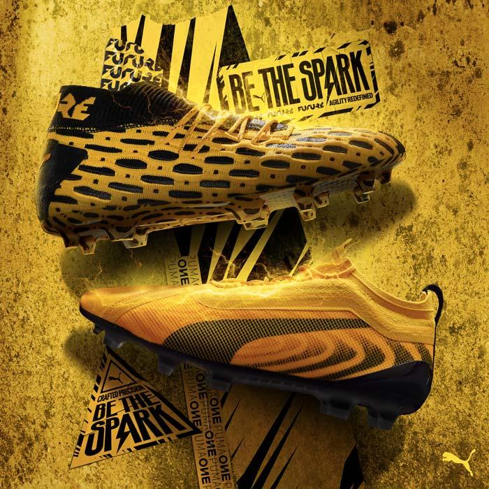 Chaussures de foot Puma Spark Pack