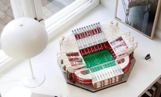 LEGO Old Trafford Manchester Unitede
