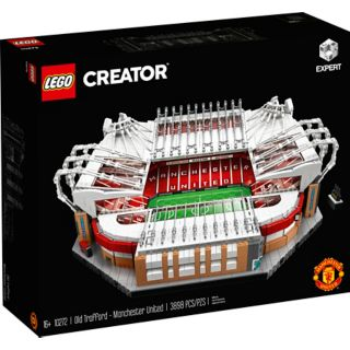 Lego Stade Old Trafford Manchester United