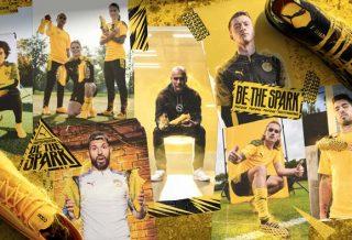 Puma Football dévoile les chaussures de foot Spark Pack