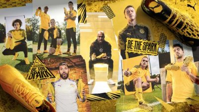 Puma Football Spark Pack