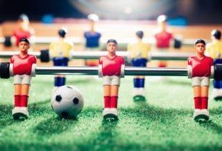 La pratique du Babyfoot en compétition se démocratise en France