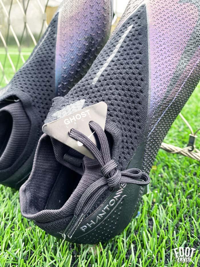 Ghost Laces Nike Phnatom Vision II