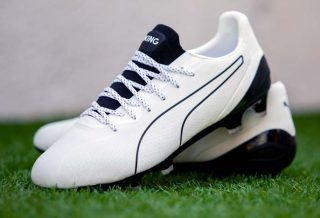 Puma dévoile la chaussure de foot King Platinium Lazertouch