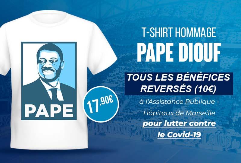 T-shirt Pape Diouf