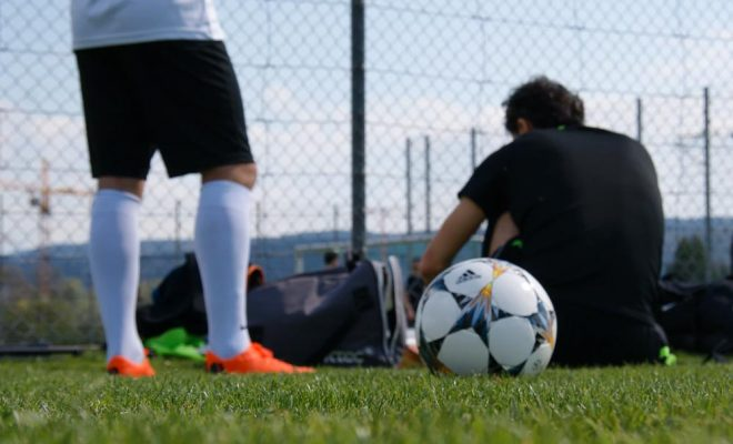 Football : l'importance d'un travail physique après le confinement