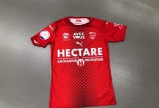 Nîmes Olympiques : Un maillot de foot collector en faveur du CHU de Nîmes