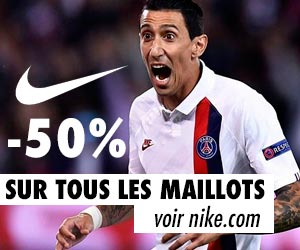 Promotion Maillots Nike Football