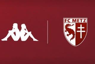 FC Metz : Kappa devient le nouvel équipementier du club Lorrain