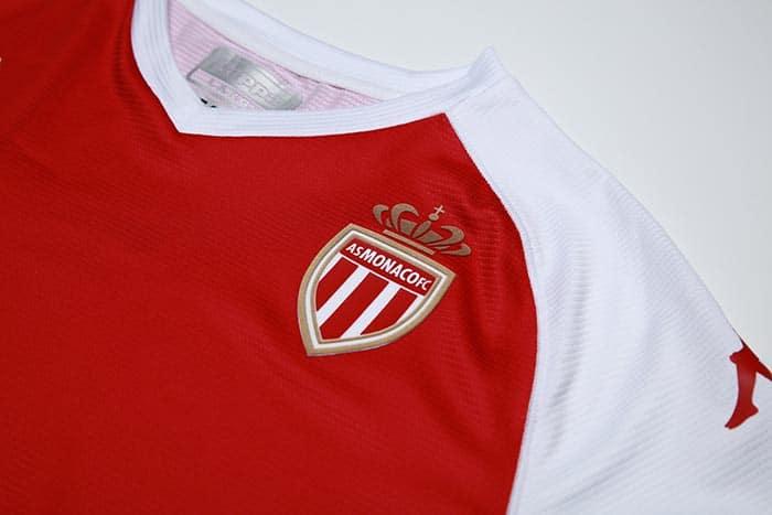 maillot AS Monaco 2020-2021