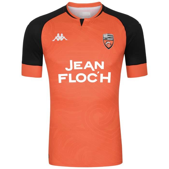 Maillot domicile du FC Lorient 2021
