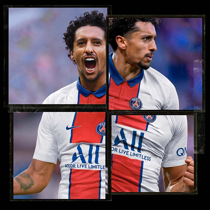PSG Away Kit 2021
