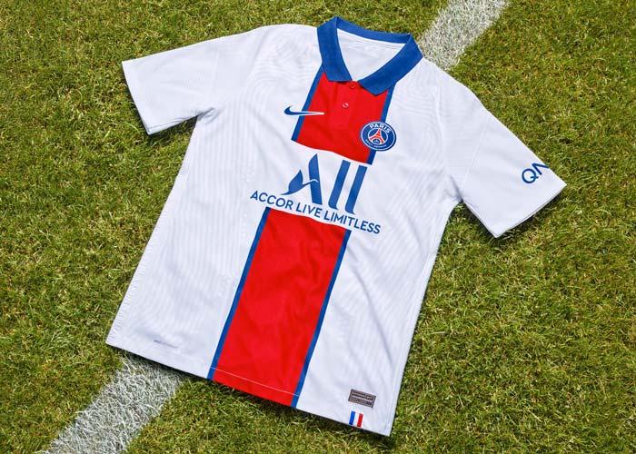 PSG maillot exterieur 2021