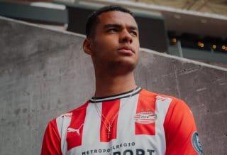 le nouveau maillot domicile du PSV Eindhoven 2021 dévoilé