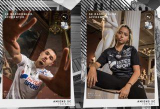Amiens SC présente les nouveaux maillots 2020/21