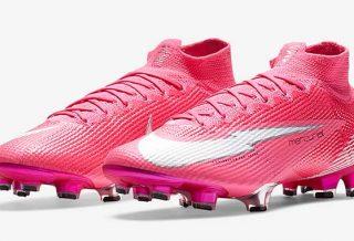 Nike offre une nouvelle signature shoes pour Kylian Mbappé
