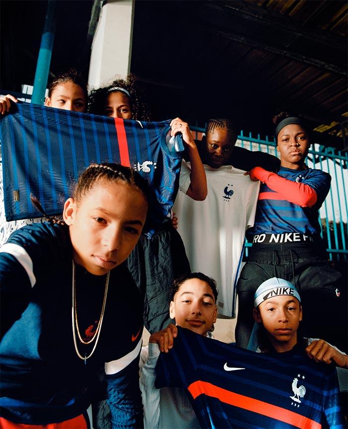maillot FFF 2020-2022