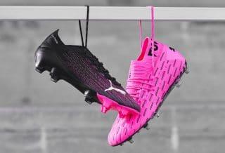 """Puma dévoile les chaussures de foot Ultra et Future """"Turbo"""" Pack"""