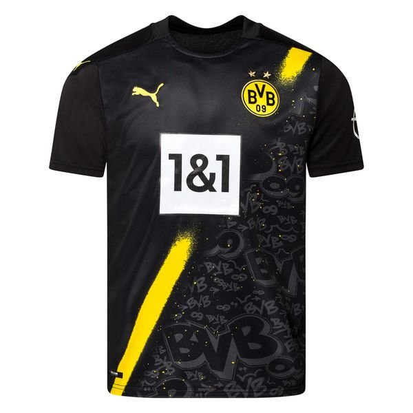 Dortmund Maillot Extérieur 2020-2021