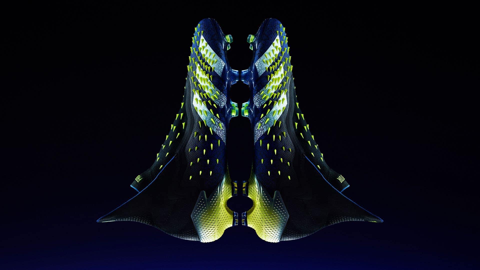 chaussure foot adidas Predator Freak