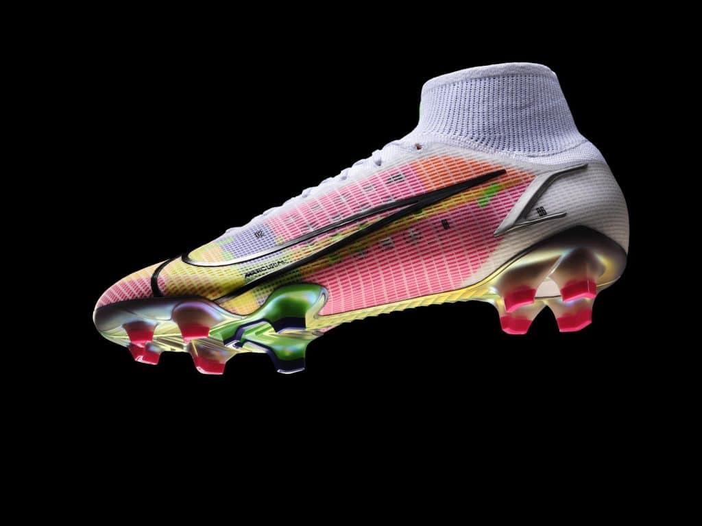 Nike Mercurial Dragonfly la nouvelle chaussure de Nike Football