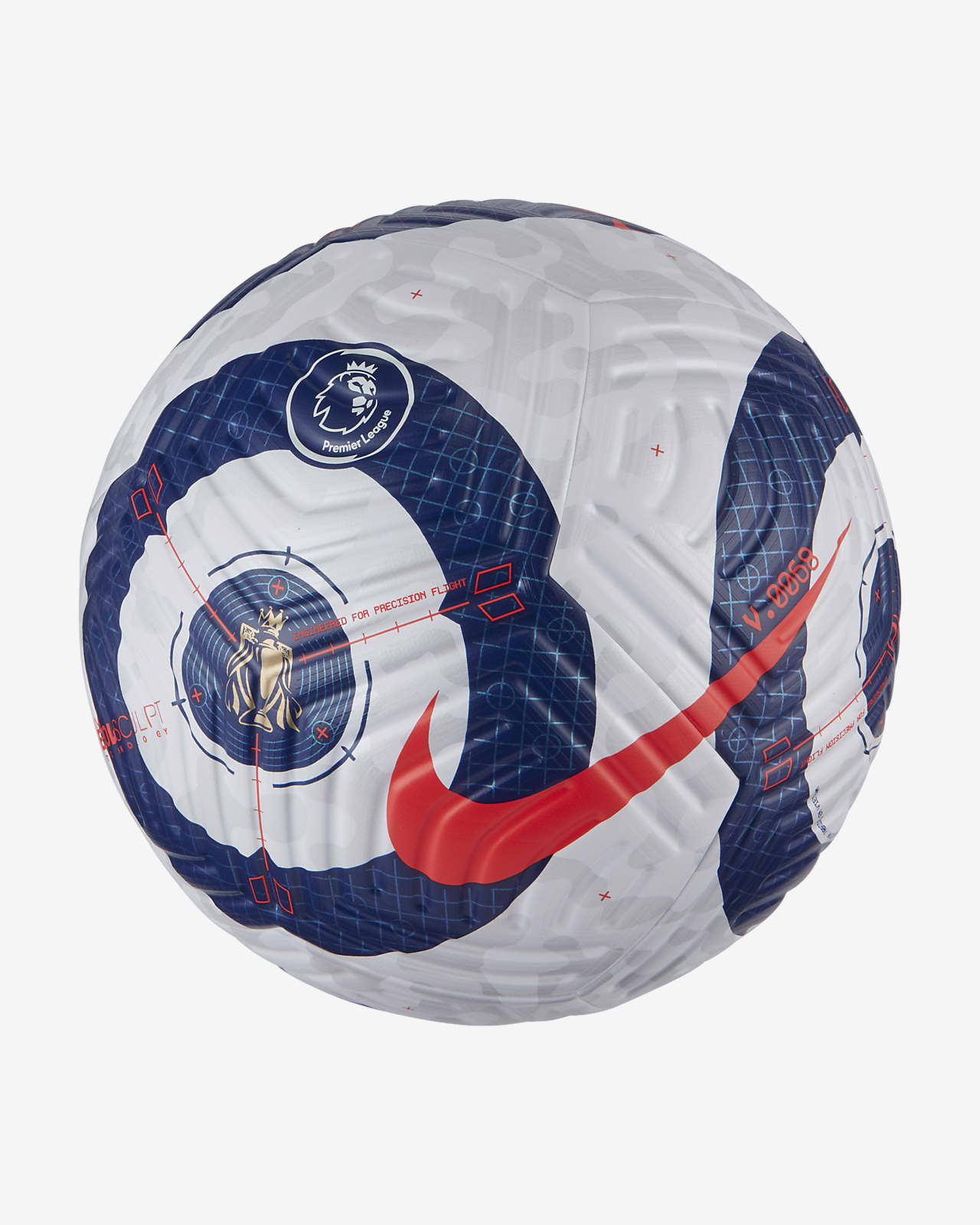 Nike Football dévoile un nouveau ballon de foot en Premier League