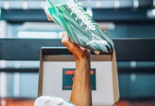 Puma dévoile la chaussure de foot la plus légère jamais créée