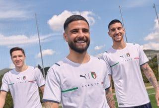 Puma dévoile les maillots extérieurs 2021 des équipes nationales
