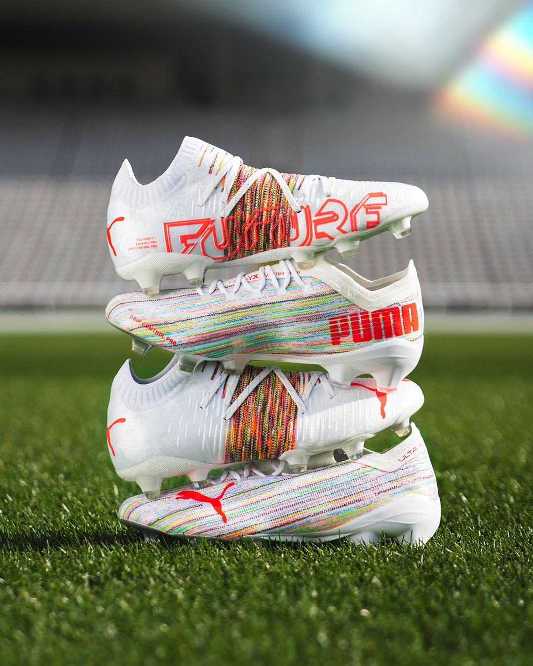 """Puma dévoile les nouvelles chaussures de foot du """"Spectra"""" pack"""
