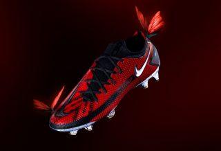Nike dévoile la chaussure de foot Nike Phantom X Skepta