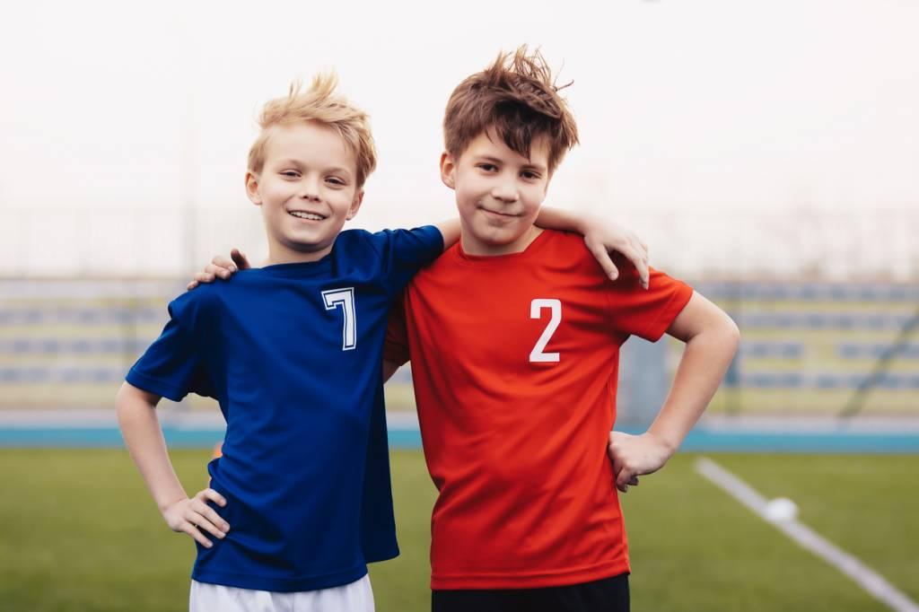 stage de foot pour enfants