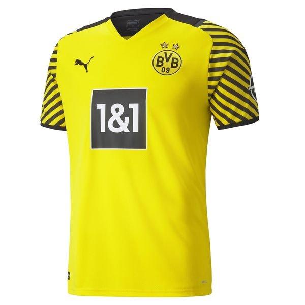 Maillot Domicile Borussia Dortmund BVB - saison 2021- 2022