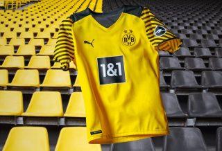 Borussia Dortmund le maillot domicile 2021-2022 dévoilé par Puma