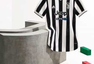 Juventus le maillot domicile 2021-2022 dévoilé