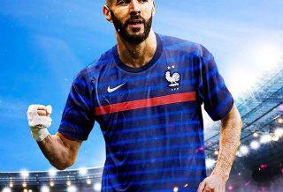 Karim Benzema fait exploser les ventes de maillot de l'équipe de France