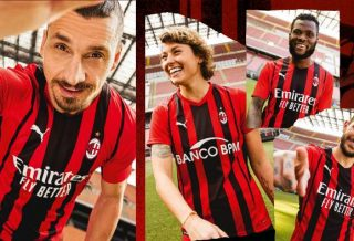 Milan AC le maillot domicile 2021-2022 dévoilé par Puma