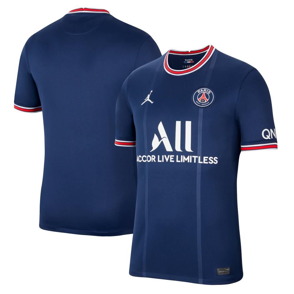 maillot psg domicile 2021-2022