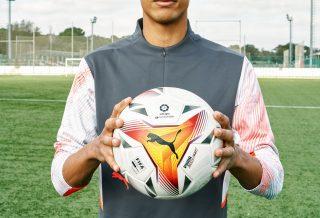 Puma dévoile le nouveau ballon de la Liga 2021/22