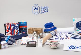 FFF lance une collection série limitée « Collectif Créatif Français »