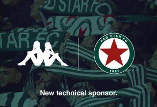 KAPPA devient partenaire du RED STAR FC