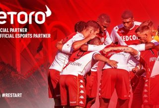 AS Monaco : Nouvelle Saison, Nouveau Sponsor Etoro