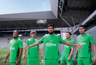 Tous les maillots de l'AS Saint-Étienne saison 2021-2022