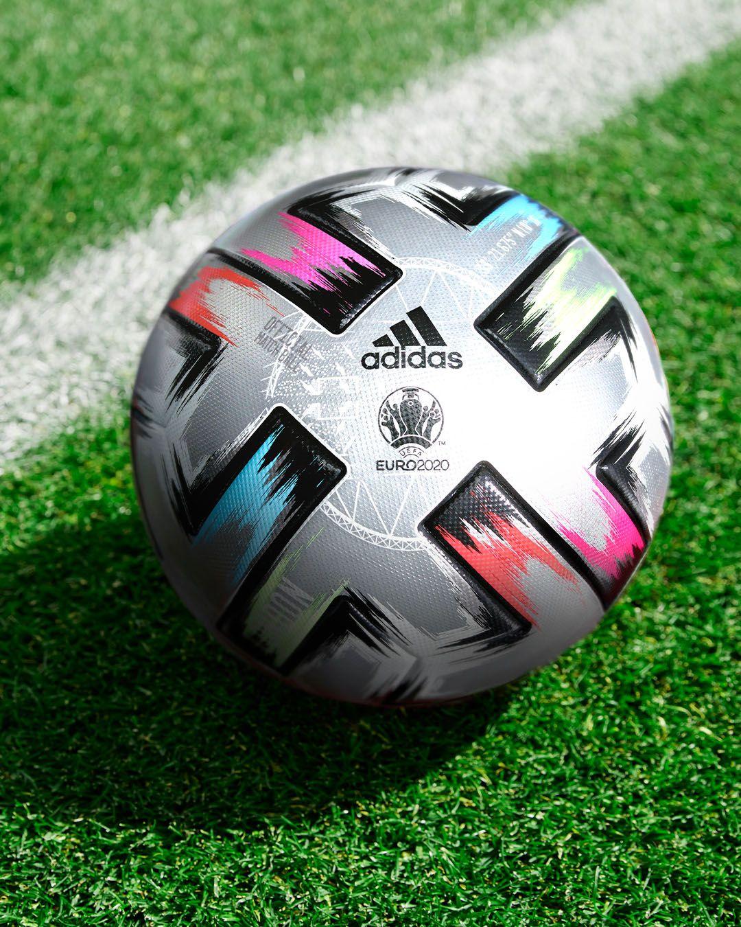 adidas dévoile le ballon des phases finales de l'UEFA EURO 2020