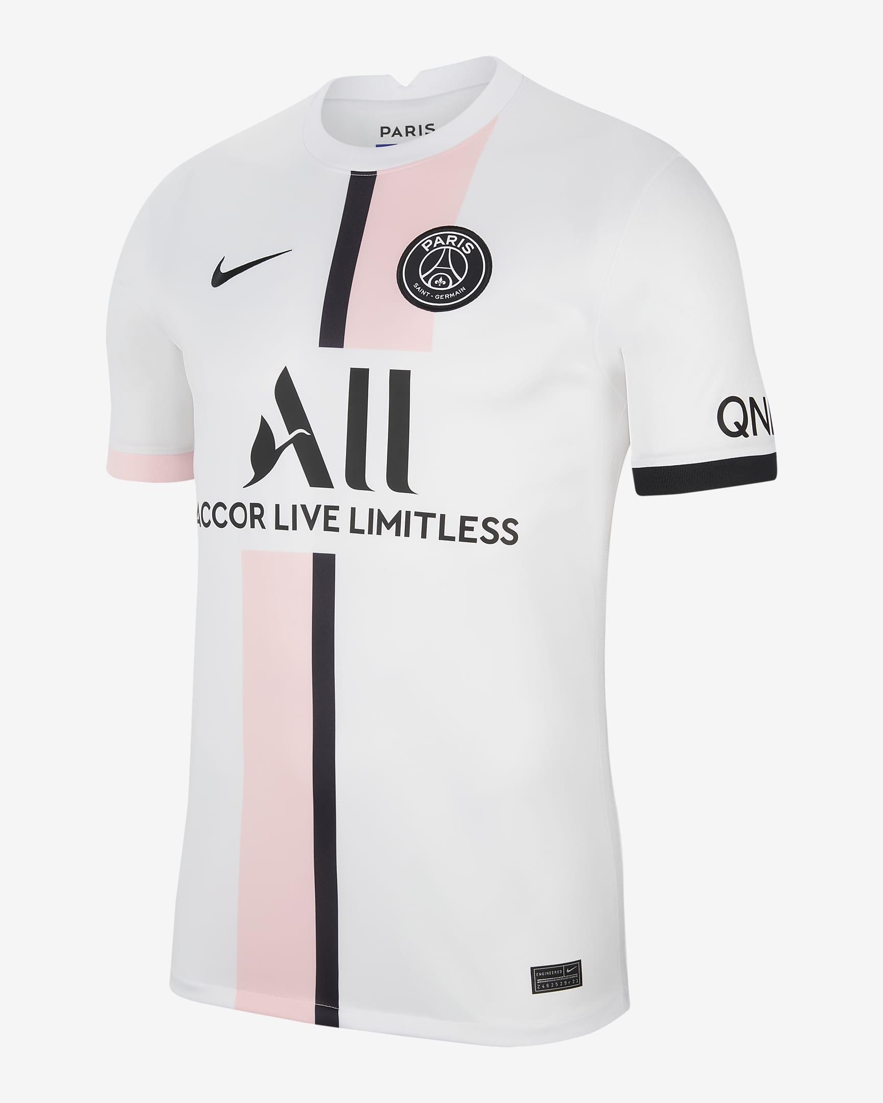 Maillot de foot Paris Saint-Germain Extérieur (Away Kit) 2021/22