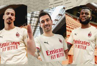 AC Milan le maillot extérieur 2021-2022 dévoilé par Puma Football