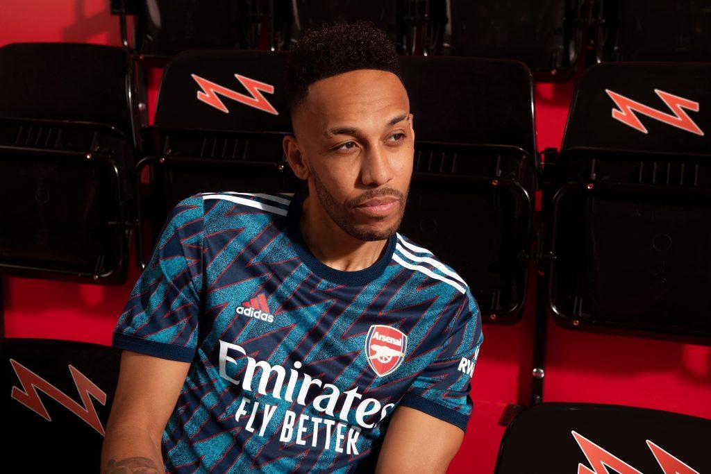 3eme Maillot Arsenal 2021-2022